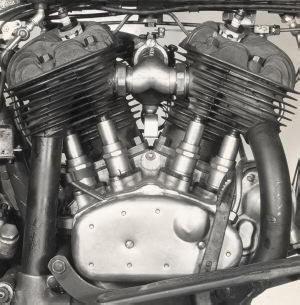 Factory Fat - Harley-Davidson V-Twin Motor history.